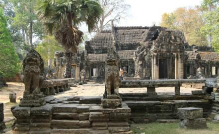 Kambodża - dzika i dziksza...
