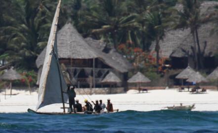 Zanzibar i Kenia